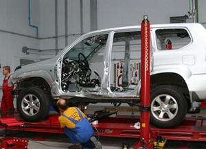 Все виды кузовного ремонта